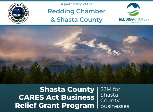 Shasta County CARES Grant Program Story Banner 1